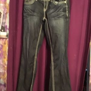 NWOT dark denim jeans
